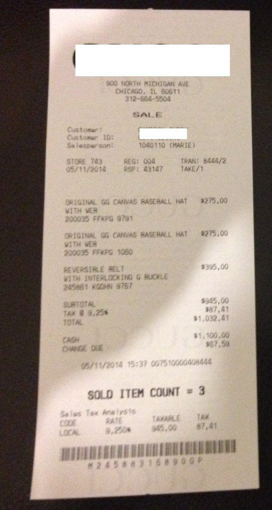 Fake Receipt Photos We Can Make You A Custom Replica Receipt Based - Free online invoice template online sneaker stores